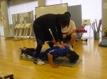 2009/3/25 MSCC朝の勉強会 マニュアルストレングス(胸)